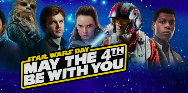 [Deal Alert] Google Play celebrates Star Wars Day with deals on books, audiobooks, and games