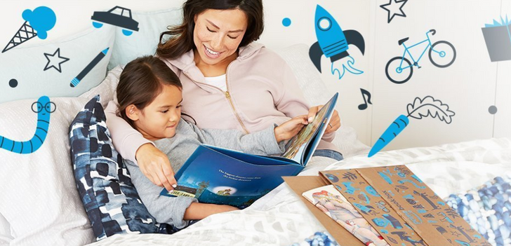 Amazon Prime Book Box is a mail-order book subscription for your kids