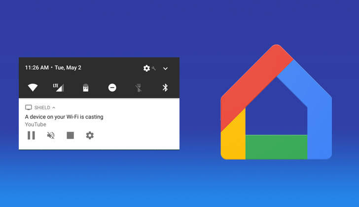 [Update: Rolling out] Casting notifications will soon launch Google Home or the media's matching app as a remote control