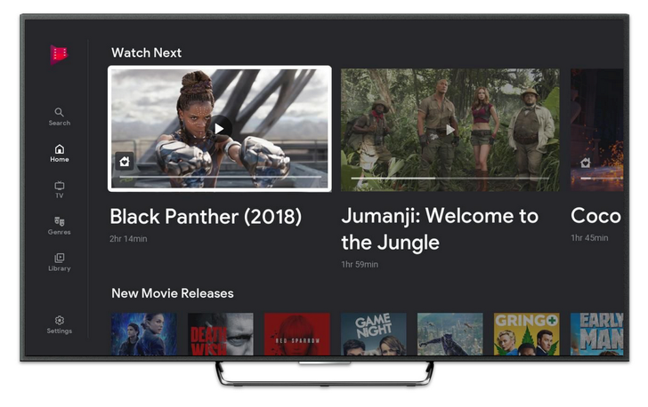 Google Play Movies & TV on Roku is getting an update with a new look, better browsing, and more