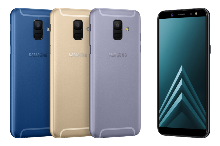 Samsung introduces the Galaxy A6 and A6+ with 18.5:9 display, beautiful colors, and a focus on photography