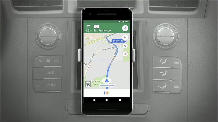 Google Assistant coming to Maps this summer