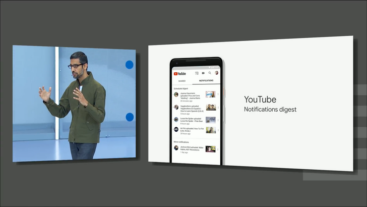 [Update: Rolling out now] YouTube adding daily notification digest and break reminders