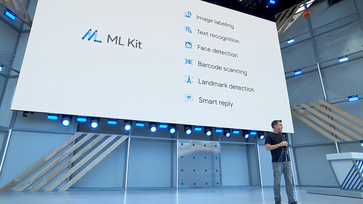 Google announces ML Kit, a machine learning API for Android and iOS