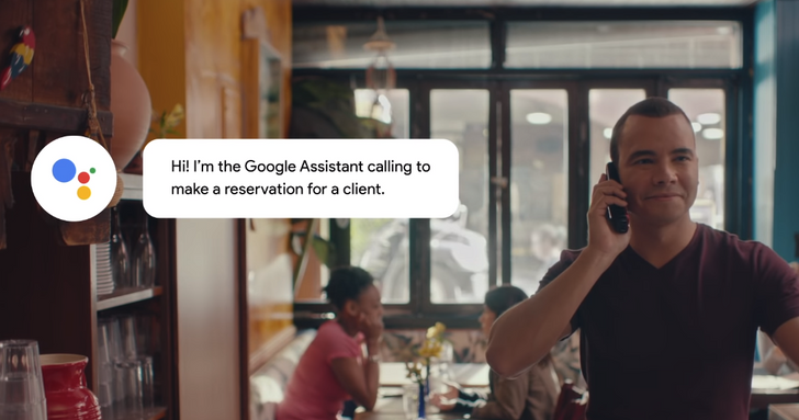 Google posts new Duplex demo to show how Assistant will identify itself on the phone