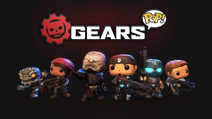 Gears of War is coming to Android with a Funko Pop! skin