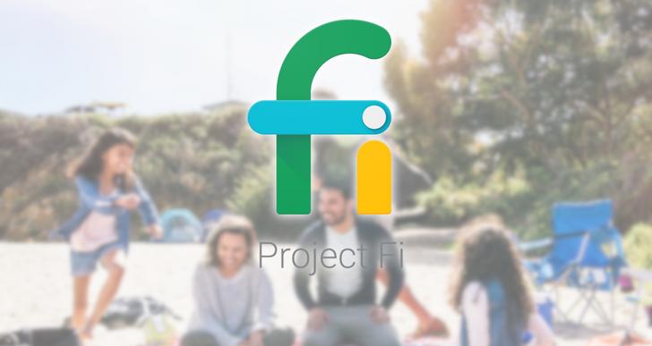 Google's 'Project Fi' Cellular Service Invitation Site Is Live
