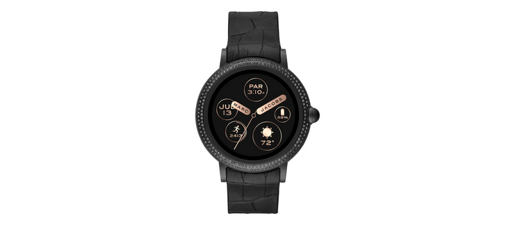 [Update: Official] Marc Jacobs Riley Touchscreen is the company's first Wear OS watch, with prices starting at $295