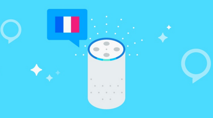 Amazon Echo speakers now available for pre-order in France