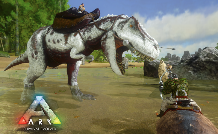 ARK: Survival Evolved is here, so get ready to start taming your favorite prehistoric beasts
