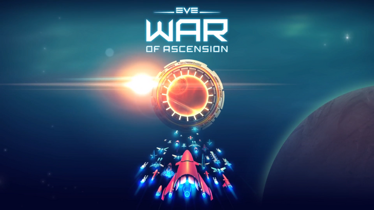 EVE: War of Ascension is on the Play Store, but you probably can't install it
