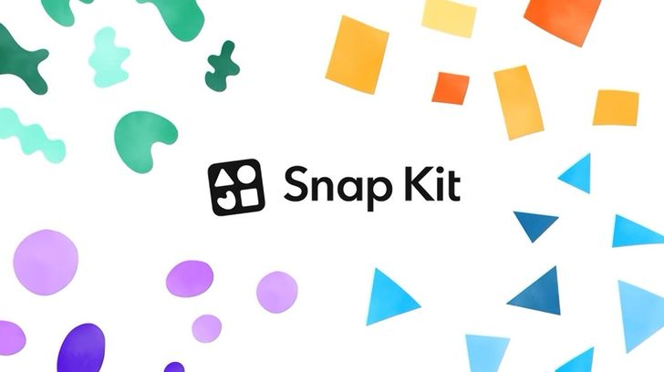 New Snap Kit lets developers build Snapchat features into their apps