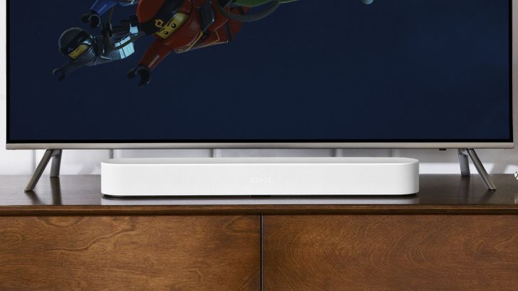 [Update: Out now] Beam is Sonos' new $399 smart soundbar, available July 17th