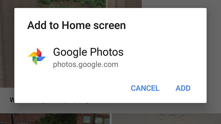 Google Photos now available as a Progressive Web App