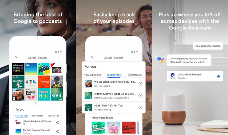[Update: Fix is out] Google Podcasts is failing to refresh or display data for some users