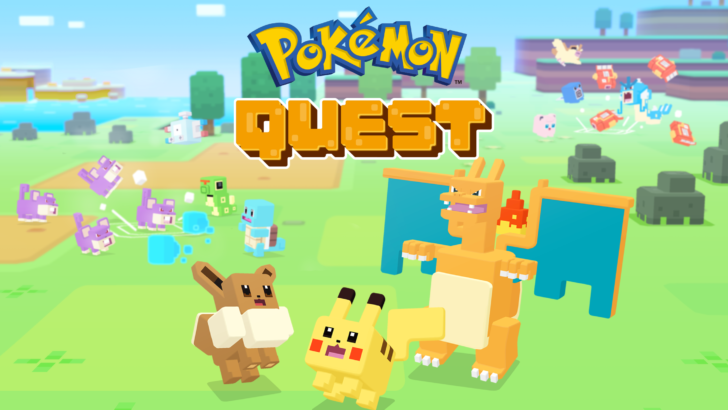 Pokemon Quest for Android is now available on the Play Store