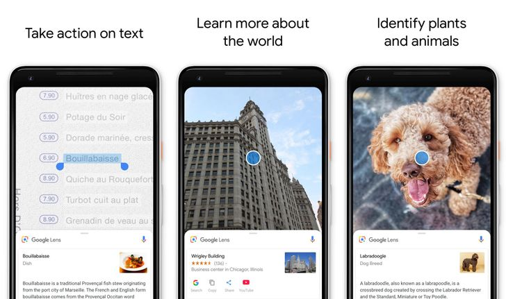 Google releases standalone Lens app in Play Store