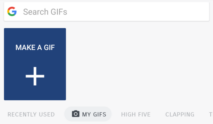 Gboard v7.31 adds annotation and more effects for GIFs, new language support [APK Download]
