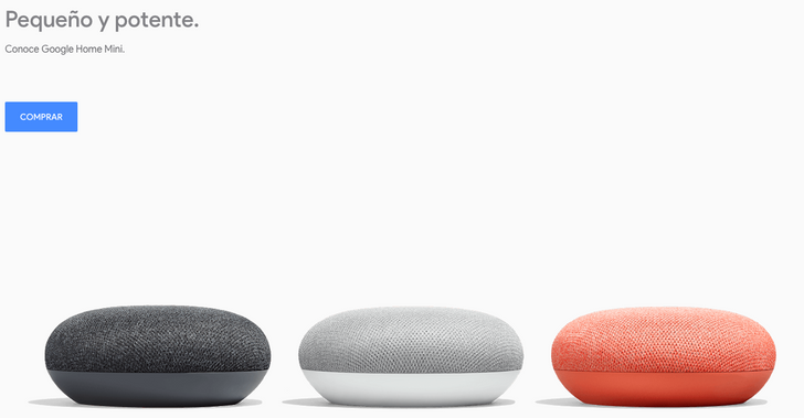 Google Home and Home Mini launch in Mexico (Updated)