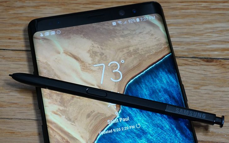 Samsung will unveil the Galaxy Note 9 on August 9th
