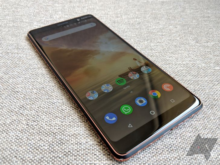 June security patch creates problems for Nokia 7 Plus units running Android P