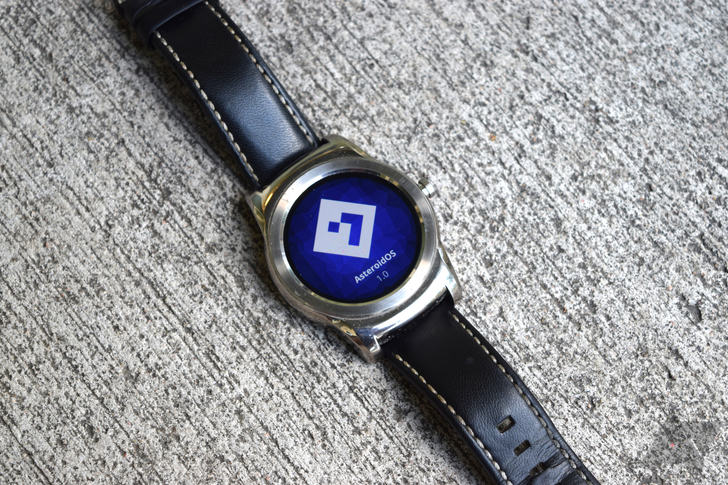 AsteroidOS 1.0 is a promising open-source smartwatch OS with plenty of room for improvement