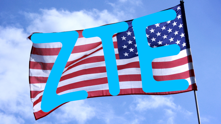 US Commerce Department officially lifts trade ban on ZTE