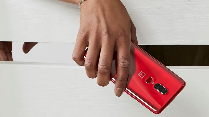 New red OnePlus 6 goes on sale today, Bullets Wireless back in stock