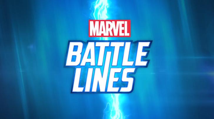 Nexon reveals 'Marvel Battle Lines' trailer at San Diego Comic-Con