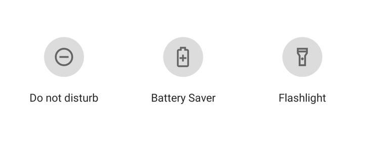 [Update: Status bar also tweaked] Android P DP4 refreshes entire UI's iconography by removing fill
