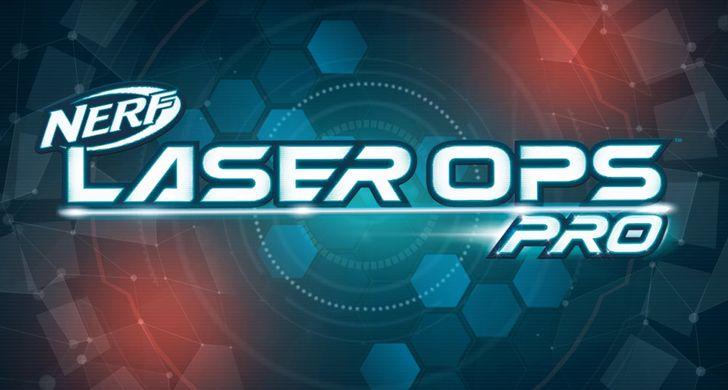 Hasbro 'Nerf Laser Ops Pro' companion app tracks foes, offers AR target practice