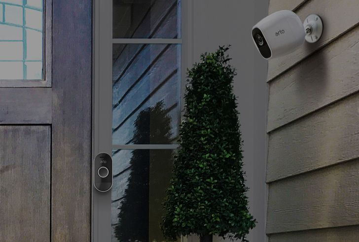 Arlo announces wireless Audio Doorbell that integrates with your existing cameras