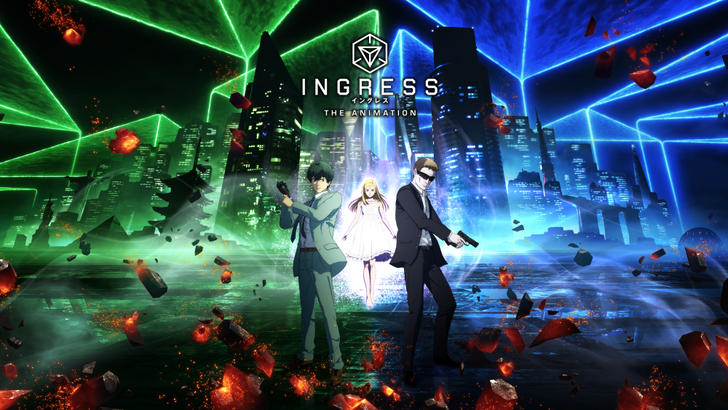 'Ingress: The Animation' anime series coming to Netflix in October