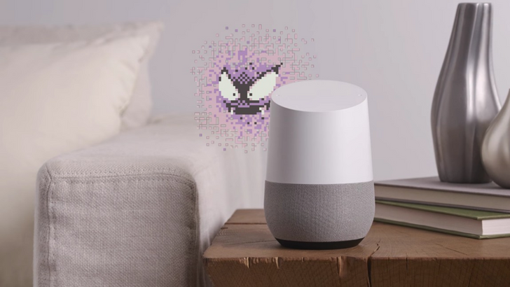 Jenny McCarthy doesn't know what her Google Home sounds like, assumes it's a ghost