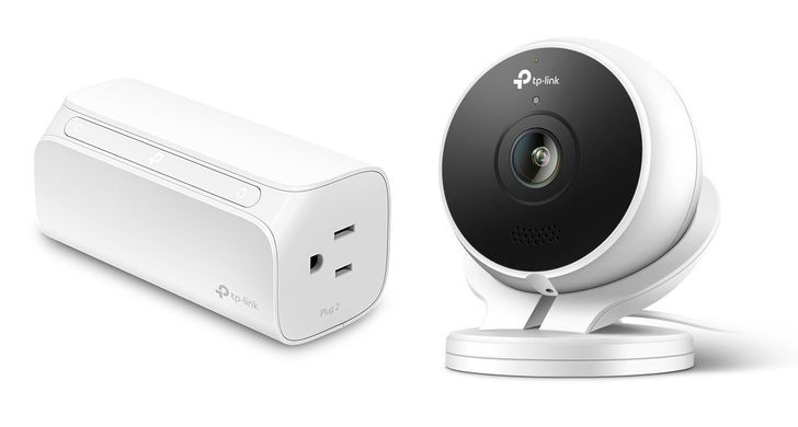 TP-Link announces new Kasa Outdoor Camera and dual-outlet smart plug