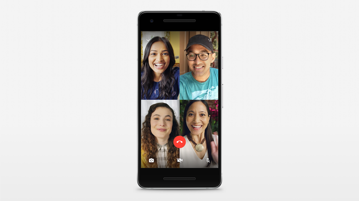 WhatsApp group audio and video calls are now rolling out to everyone
