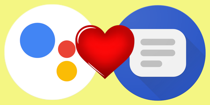 After Allo's death, Google Assistant integration is coming to Messages