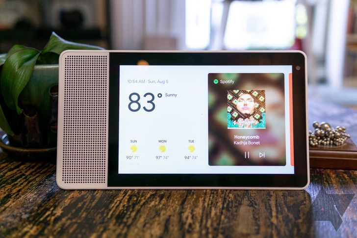 Google could launch its own Assistant smart display this year