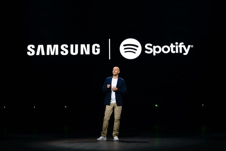 Spotify is now Samsung's music partner on all its devices