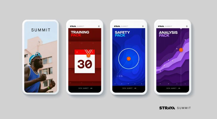 Strava announces Summit, new premium membership model with themed packs
