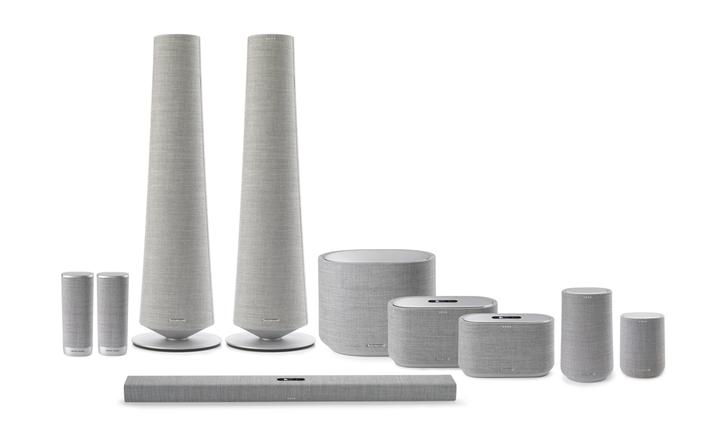 [Update: Now on sale] Harman Kardon unveils more Google Assistant speakers, plus new soundbars with Chromecast built in