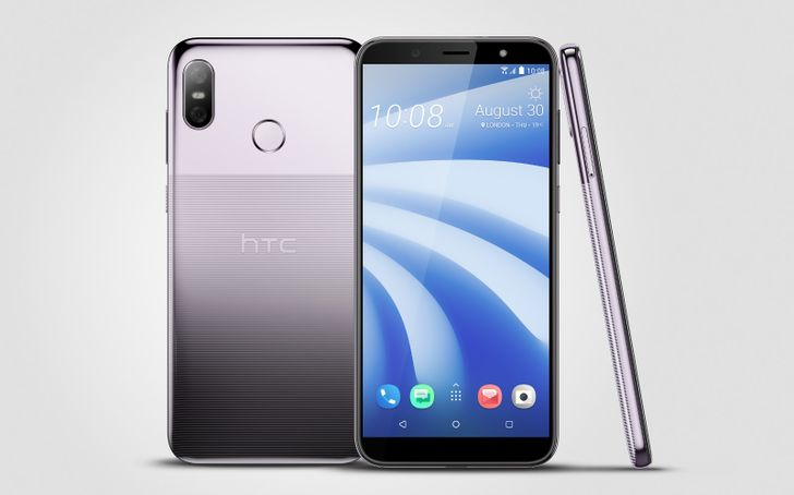HTC reveals the U12 Life: A slightly boring mid-range phone that won't be coming to the US