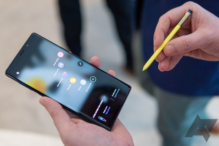 [Update: Pre-orders live] Galaxy Note9 US pre-orders, pricing, release date, and more