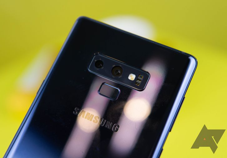 Samsung's double value trade-in program offers up to $600 when you buy a Galaxy S9, S9+, or Note 9