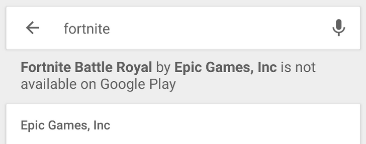 Google Play is finally taking action against fake games, starting with Fortnite clones