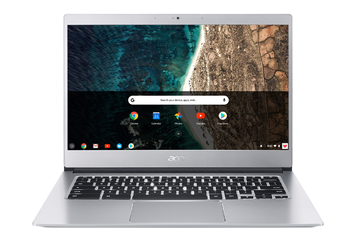 "Acer announces the 14"" Chromebook 514 with aluminum chassis for $350"
