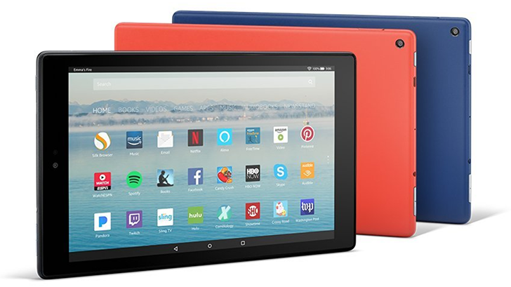 [Deal Alert] Amazon Fire HD 10 tablet discounted by $50, starts at $100