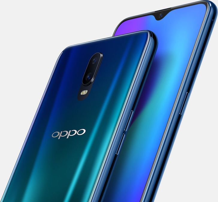 Oppo's new R17 could become the basis for the OnePlus 6T