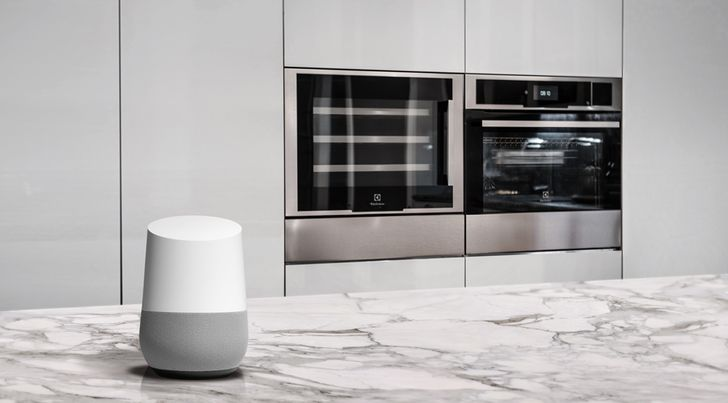 Electrolux smart ovens will work with Google Assistant in early 2019