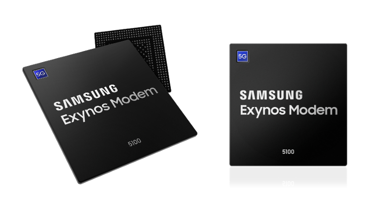 Samsung's multi-mode Exynos Modem 5100 offers 5G and 4G LTE in one chip